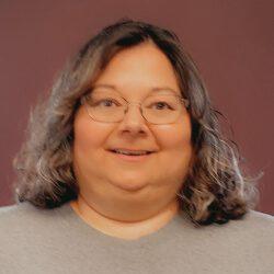 Catheryn Joyce, Support Services Secretary
