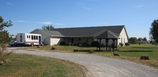 Group Home in Parkerfield, KS